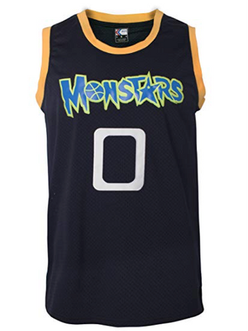 Monstars Space Jam Looney Tunes Alien Jersey