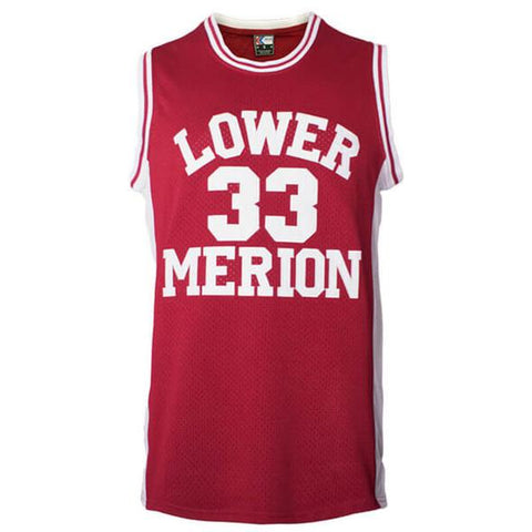 Kobe Bryant Lower Merion High School Basketball Jersey
