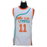 Ed Monix Semi-Pro Flint Tropics Jerseys - Green or White