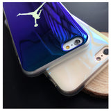 Jumpman Blu-ray laser Ultra Thin iPhone Case