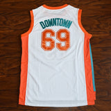 Downtown #69 Flint Tropics Basketball Jersey Stitched