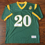 Snoop N. Hale High Football Jersey Stitched - Green
