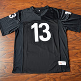 Willie Beamen Any Given Sunday Football Jersey Stitched - Black