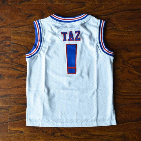 Youth Tazmanian Devil Space Jam Tune Squad Jersey