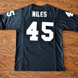 Boobie Miles Permian Friday Night Lights Football Jersey Stitched - Black