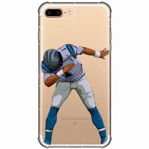 Cam Newton Dab iPhone Case
