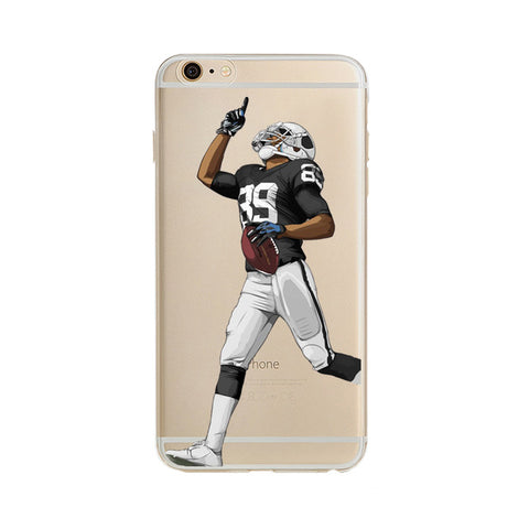 "Amari Cooper Touchdown ""Statement"" iPhone Case"