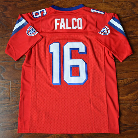 Shane Falco The Replacements Football Jersey Stitched - Red