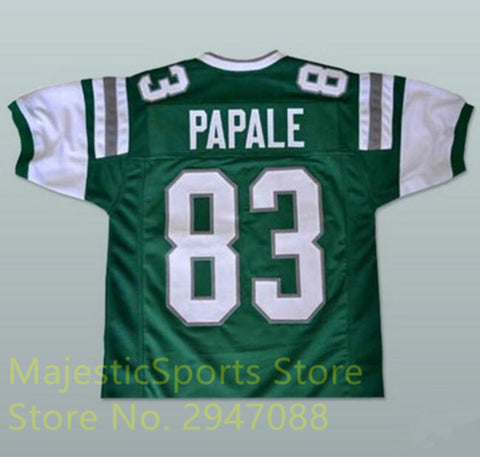 Vince Papale Invincible Football Stitched Jersey