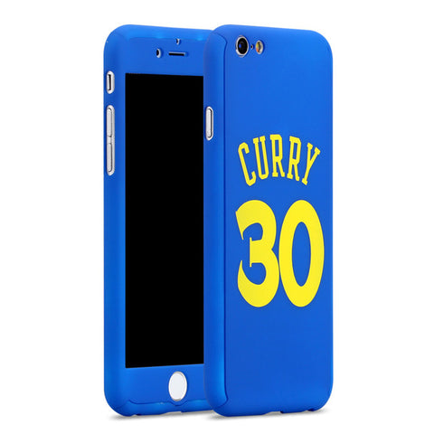 Steph Curry Nameplate iPhone Phone Case