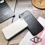 Jordan Jumpman Phone Case Luxury Leather