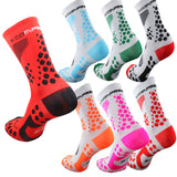 Jersey Kings Dotted Breathable Socks
