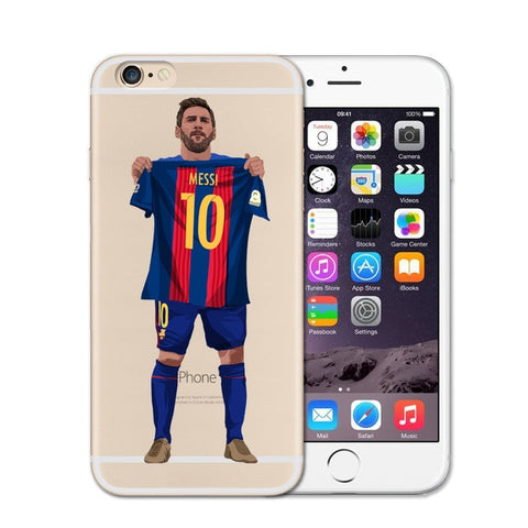 Messi Soccer iPhone Case