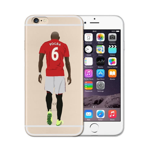 Pogba Soccer iPhone Case