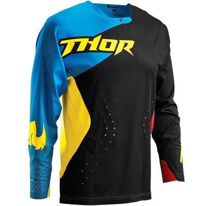 Mens Off-Road Motocross Jersey Long Sleeve Cycling Jersey