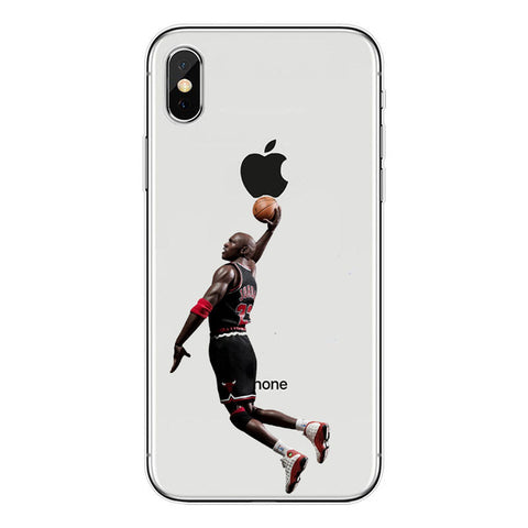 "Jordan ""Unstoppable"" iPhone Case"