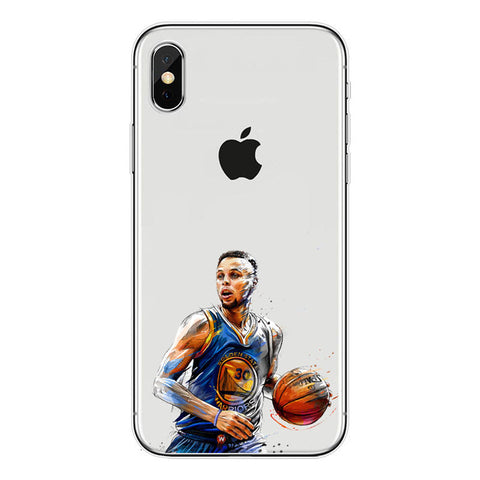 "Steph Curry ""Unstoppable 2"" iPhone Case"