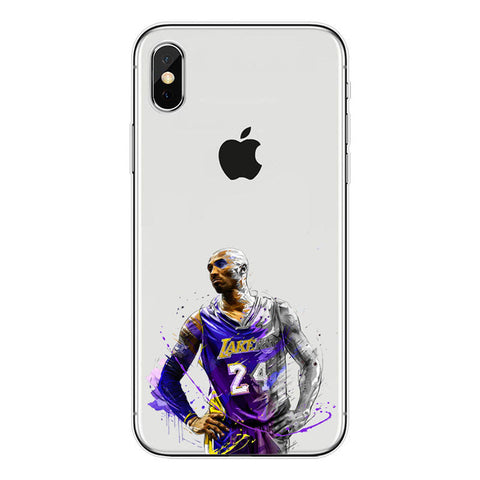 "Kobe Bryant ""Unstoppable"" iPhone Case"