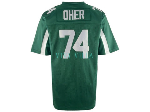 Michael Oher The Blind Side Football Jersey Stitched