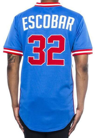 Pablo Escobar WorldWide Trappers Basketball Jersey Stitched