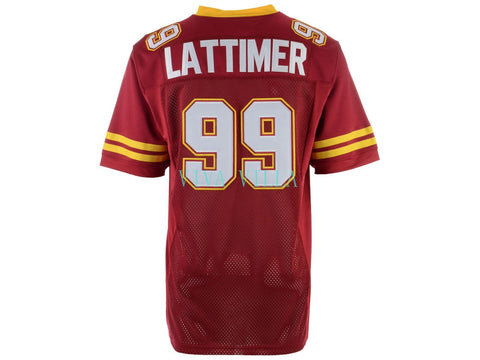 Steve Lattimer The Program Football Jersey Stitched