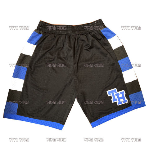 One Tree Hill Ravens Basketball Shorts - Black