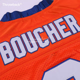 The Waterboy Stitched #9 Bobby Boucher Jerseys 1998 BOURBON BOWL Stitched