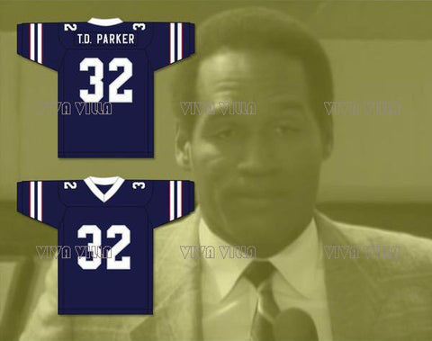 the latest 2d60a 45510 OJ Simpson Retro Throwback Football Jersey Stitched – The ...