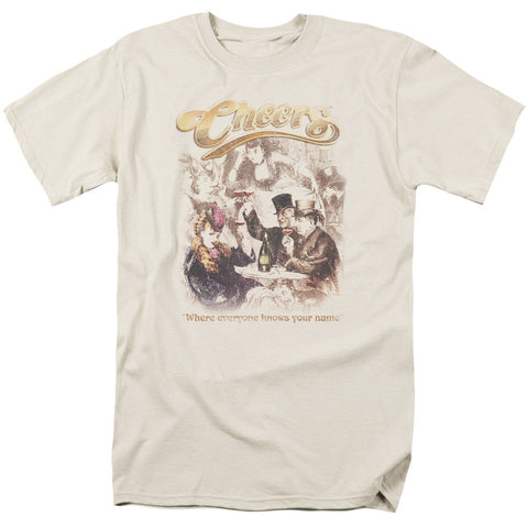 Cheers Here Here T Shirt