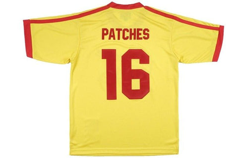 Patches Dodgeball Average Joes Baseball Jersey Stitched