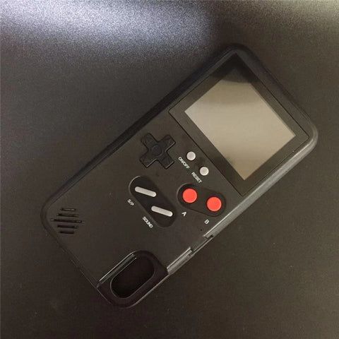 iPhone Gaming Case with LCD Color Display