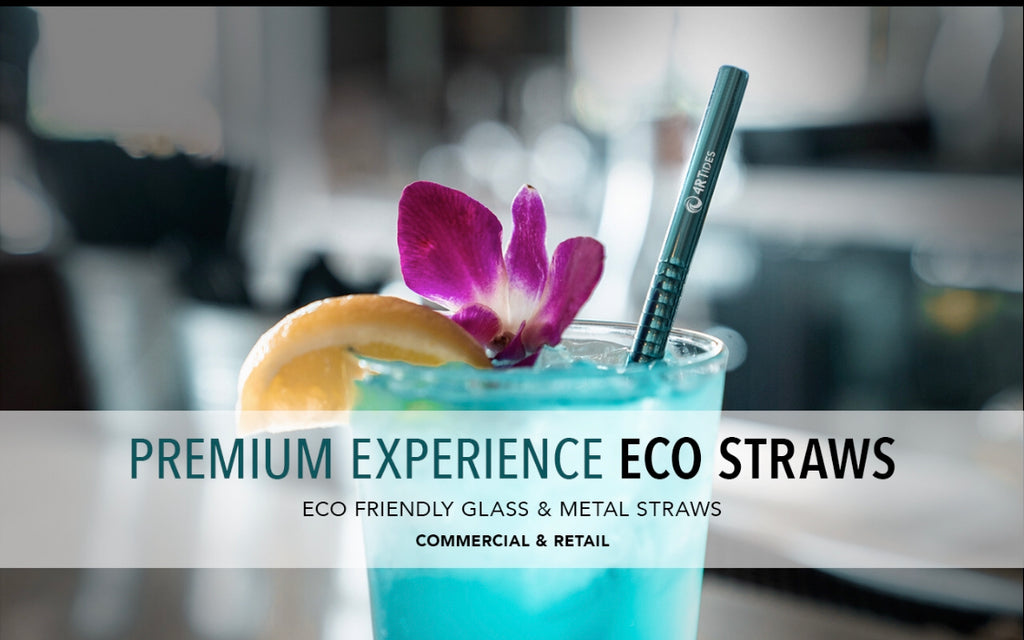 HOW CAN RESTAURANTS CLEAN STEEL STRAWS