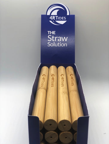 Bamboo Retail Pack - Bamboo w/ Straw and Brush