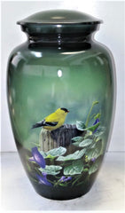 All Cremation Urns | Themed Cremation Urns | Mother of Pearl Inlaid Urns | Value (economy) Ash Urns