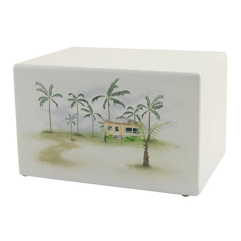 Low Cost Tropical Cremation Urn | Vision Medical