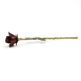 Crimson Rose Stem Keepsakes