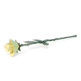 Yellow Rose Stem Keepsakes