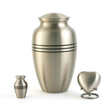 Classic Pewter Cremation Urns
