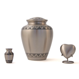 Athena Pewter  Elite Cremation Urns