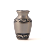 Athena Pewter Keepsake Cremation Urn