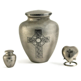 Celtic Cross Cremation Urn Collection