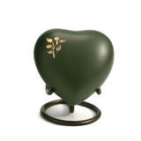 Aria Tree of Life Heart Cremation Urn