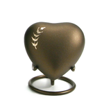 Aria Wheat Cremation Urn | Urn for Farmers | TERRYBEAR URN |Wholesale | Vision Medical