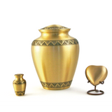 Athena Bronze Elite Cremation Urn