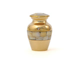 Elite Mother of Pearl Cremation Urn