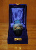 Fisherman's Fantasy  Bass Cremation Urn