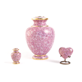 Essence Rose Cloisonne Cremation Urn