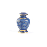 Essence Azure Keepsake Cloisonne Cremation Urn