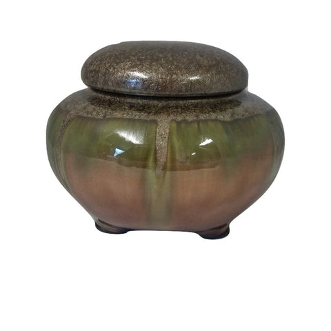 Cremation Urn - Pagoda Autumn Mist