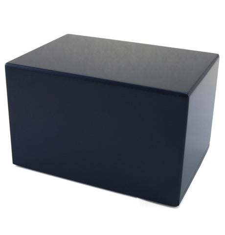 Somerset Blue Photo Urn | Vision Medical